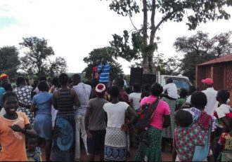 Malawi Girl Guides Association courts adolescents in HIV/AIDS testing