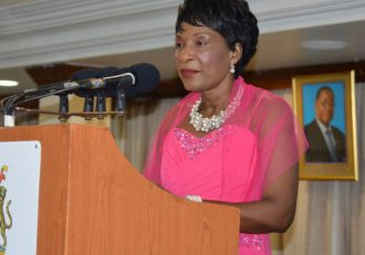 Malawi First Lady's Oiled charity