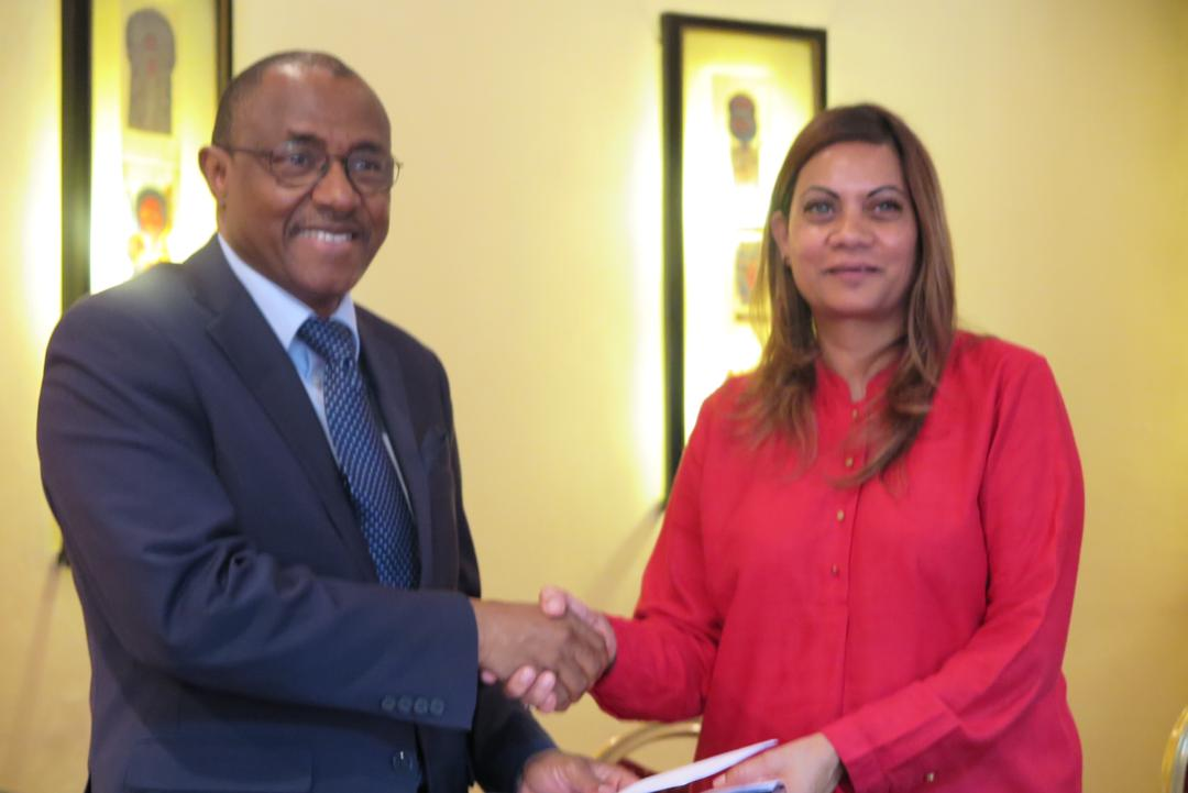 AU risk organ partners with African Media