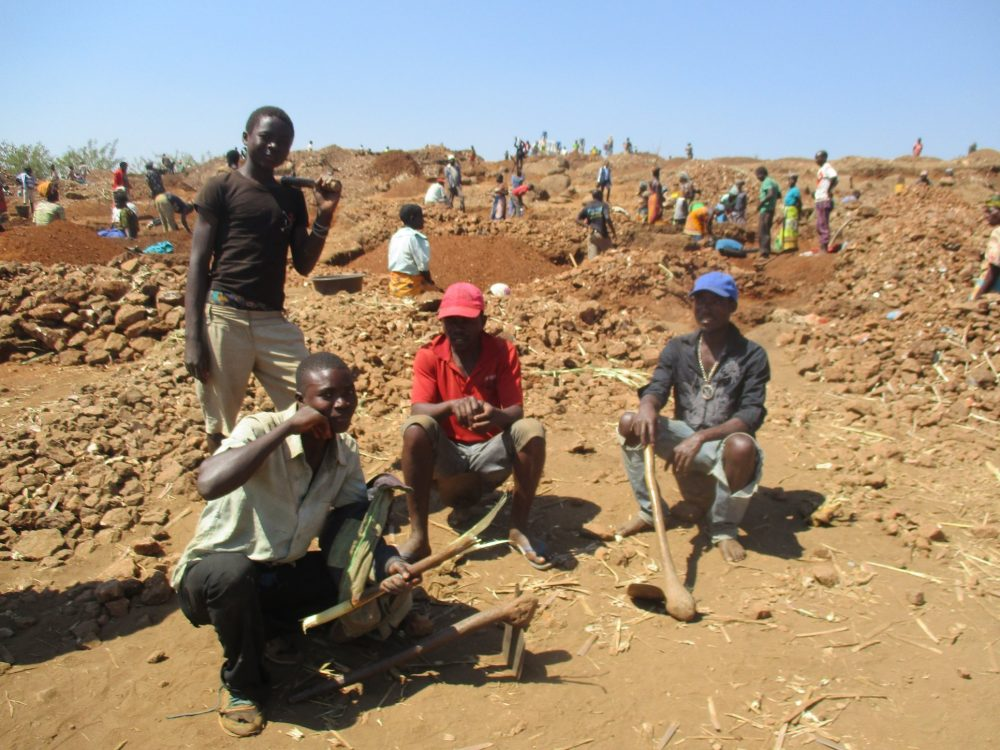 Fisd in granites exploration in Mzimba