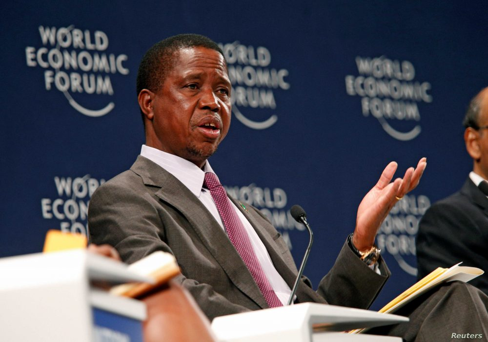 Zambia rattling towards contested elections